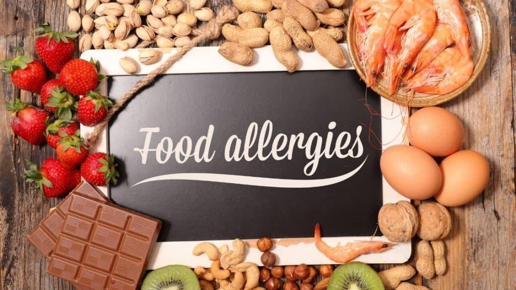 Lebensmittelallergie