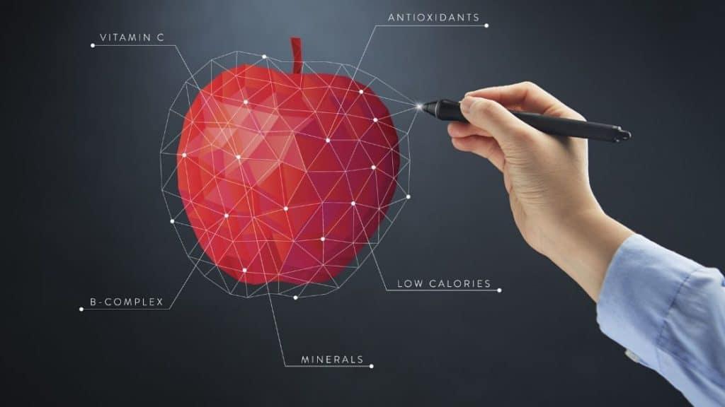 nährstoffreiche Lebensmittel Granatapfel