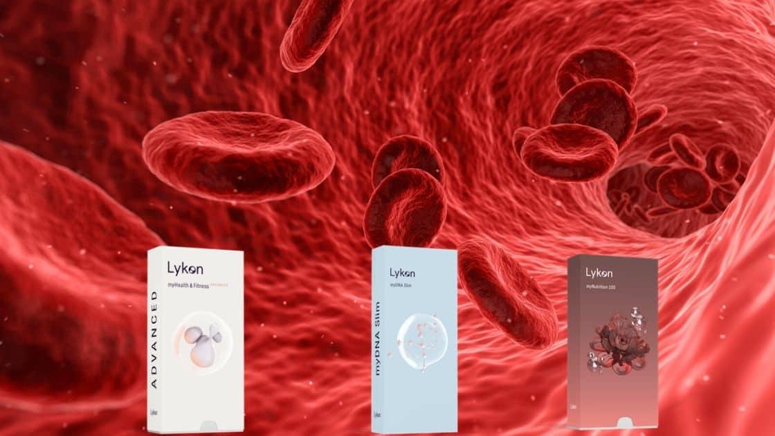 Lykon Bluttest
