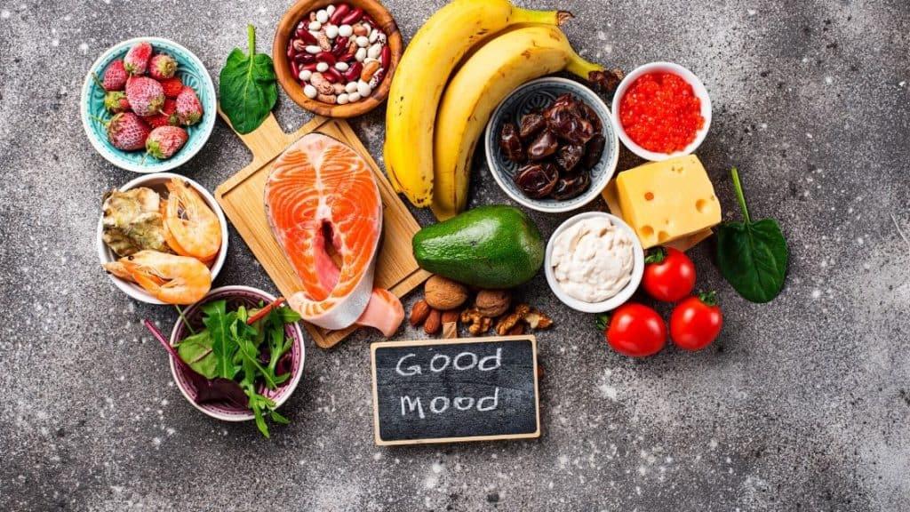 Tryptophan Mangel Lebensmittel - Banane, Erdbeere, Lachs, Garnelen und mehr