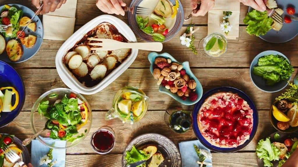 Personalisierte Ernährung nach Lebensmitteln