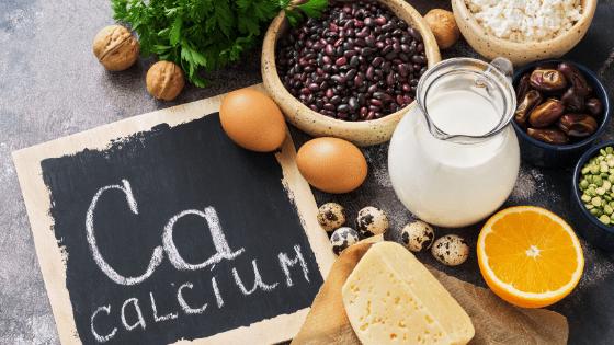 Calciumhaltige Lebensmittel [Liste + Tabelle] - Happy-Blood