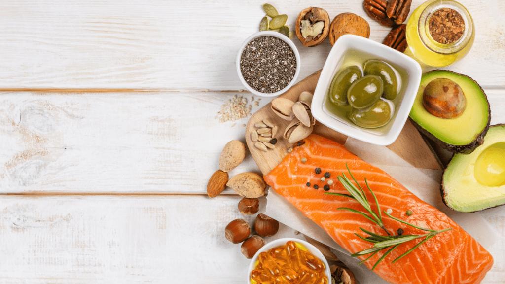 Lebensmittel mit Omega-3